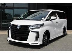 アルファード2.5S ZEUS新車カスタムコンプリートカー