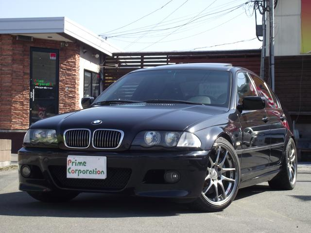 BMW 325iM公認改ピロ車高調E46M3用S54Egゲトラグ6速