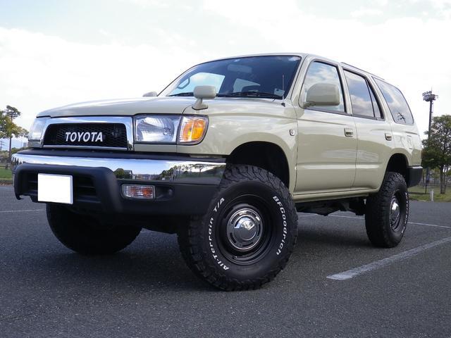 トヨタ SSR-G ナローボディ リフトUP 新品グッドリッチ・AW