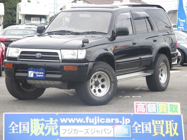 トヨタ SSR-G サンルーフ 社外AW タイミングベルト交換済