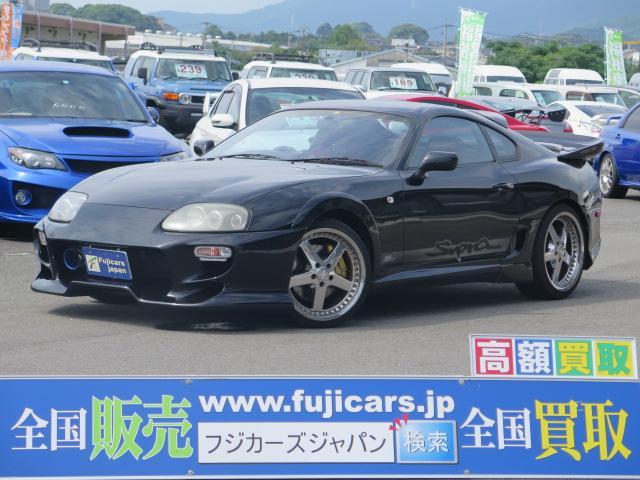 トヨタ SZ フルエアロ HKS車高調 ワーク17AW レカロ