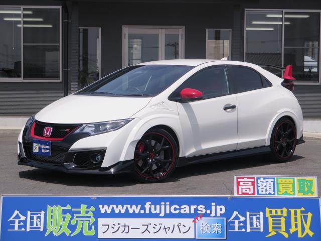 ホンダ タイプR 750台限定車 シリアル0098 メモリ-ナビ