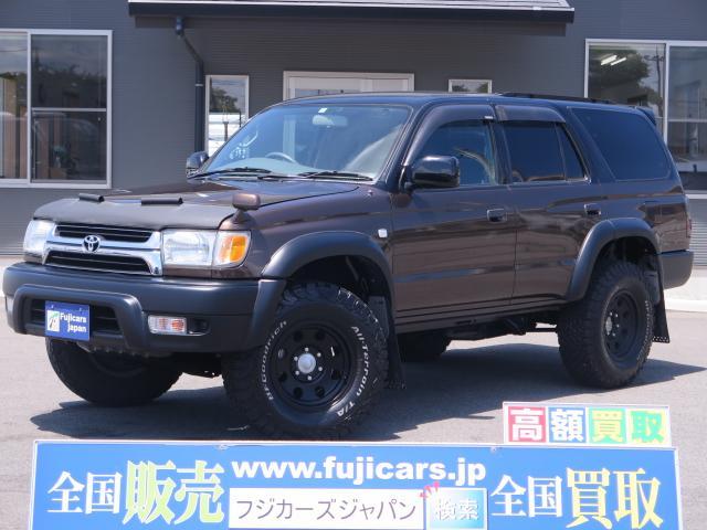 「トヨタ」「ハイラックスサーフ」「SUV・クロカン」「佐賀県」の中古車