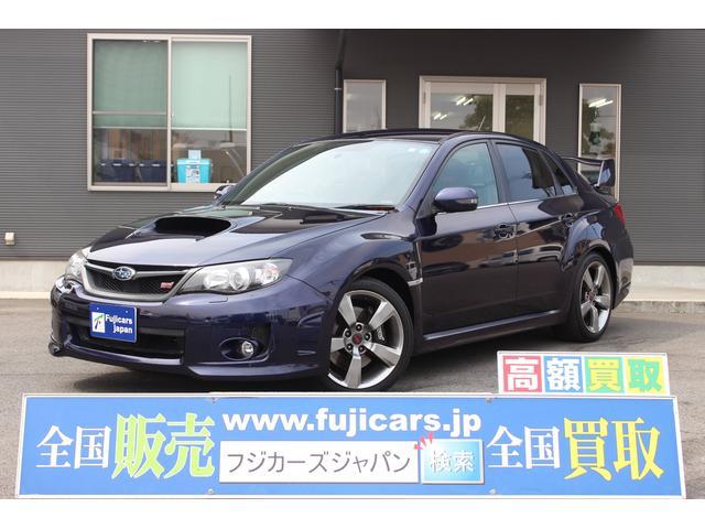 スバル WRX STi /柿本マフラー/サイバーナビ/STi18AW