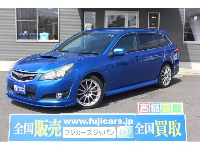 スバル 2.5GT tS/600台限定車/ナビ/ドラレコ/WRブルー