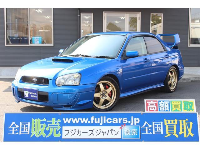WRX WR-Limited2004/車高調/17AW/ナビ