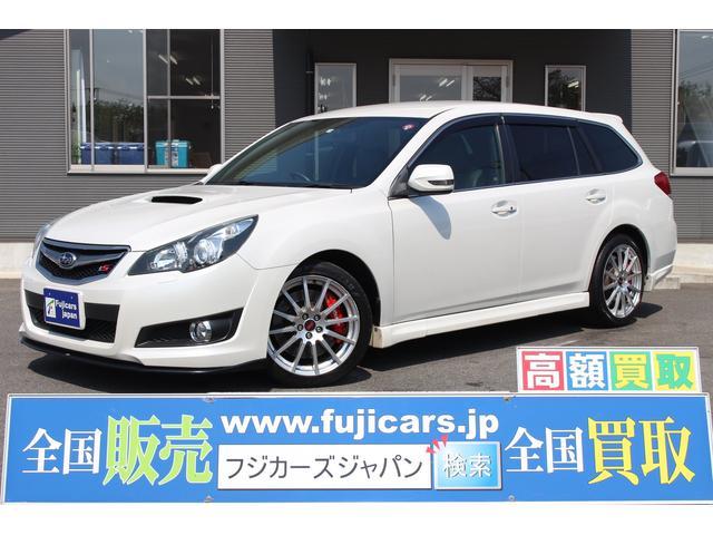 スバル 2.5GT tS/600台限定/純正ナビ/マッキントッシュ