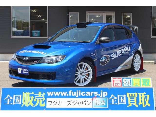 WRX STi specC/TOMEIマフラー/リヤスポ