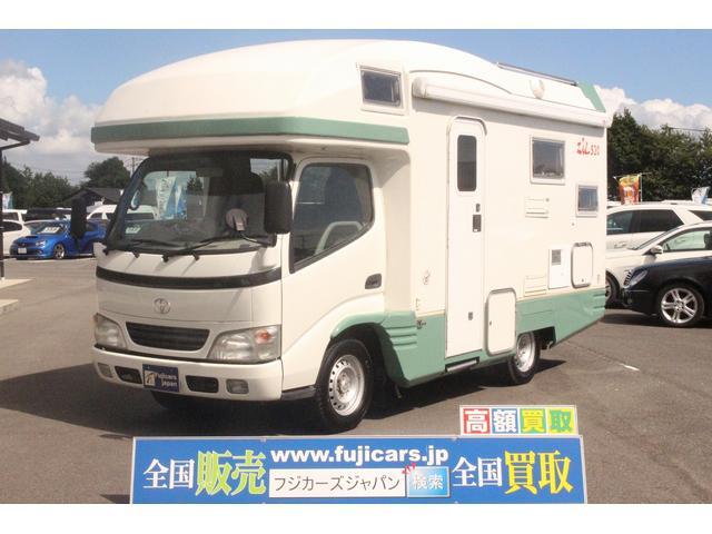 トヨタ バンテック ジル520 2.5DT FFヒーター 二段ベッド