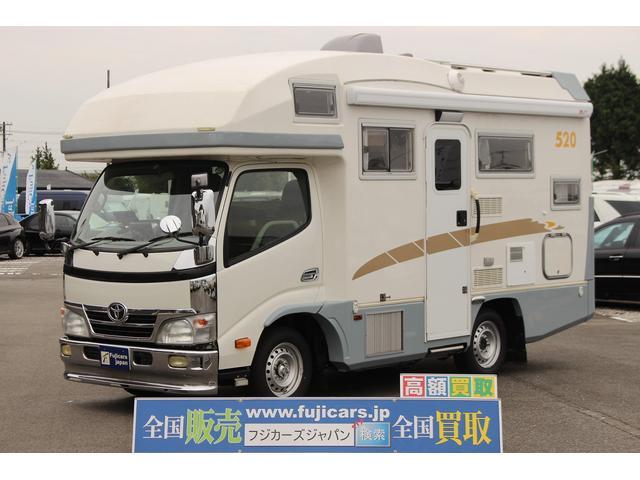 トヨタ バンテック ジル520 二段ベッド 家庭用エアコン ランチョ