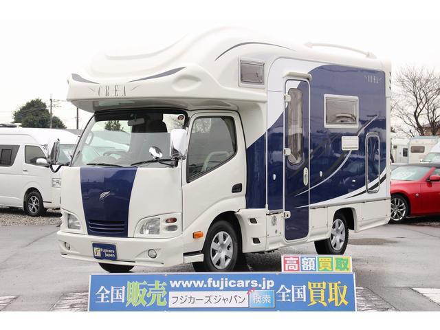 トヨタ ナッツRV クレア5.0W 二段ベッド FFヒーター HID