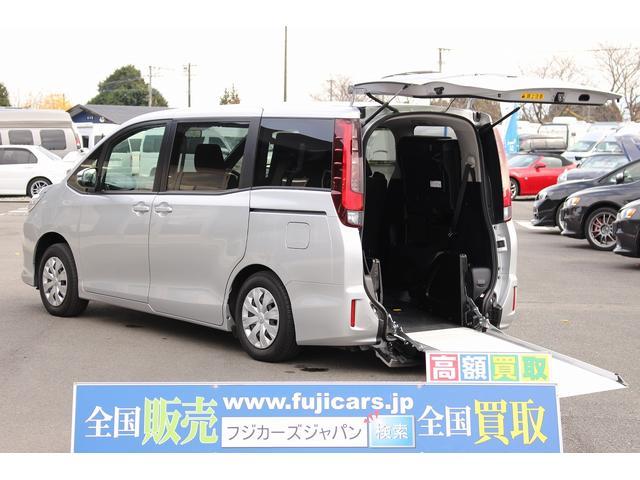 トヨタ 福祉車両 スロープ 車椅子1基 電動ウインチ 電動スロープ