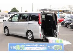 ノア福祉車両 スロープ 車椅子1基 電動ウインチ 電動スロープ