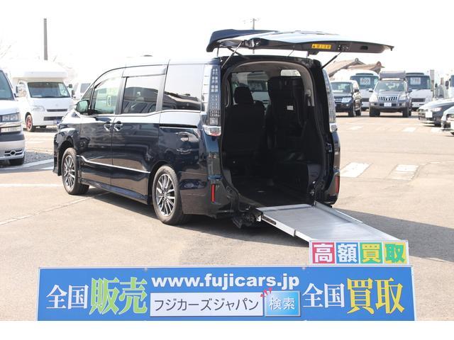 トヨタ 福祉車両ZS スロープ 電動ウィンチ 両側パワースライドドア