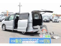 セレナ電動リアリフト 福祉車輛 車いす1基 スマートキー