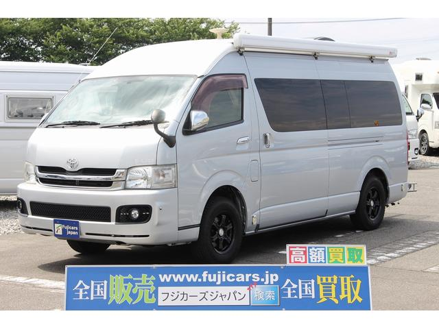 トヨタ ロータスRV イーライズ FFヒーター 家庭用エアコン ナビ