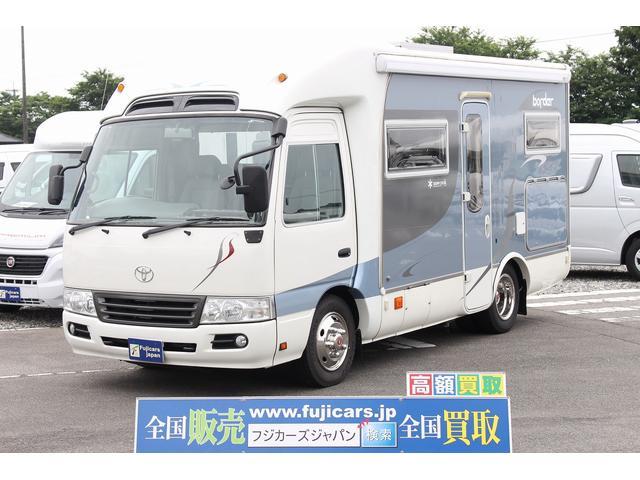 トヨタ ナッツRV ボーダー ターボ 常設ベッド ソーラー  ETC