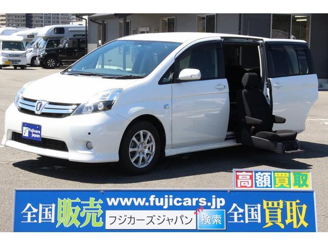 トヨタ 福祉車両 電動サイドリフト タイヤ新品 スマートキー