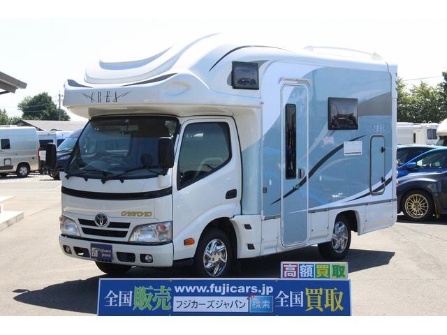 トヨタ ナッツRV クレア5.0W 二段ベッド FFヒーター レンジ