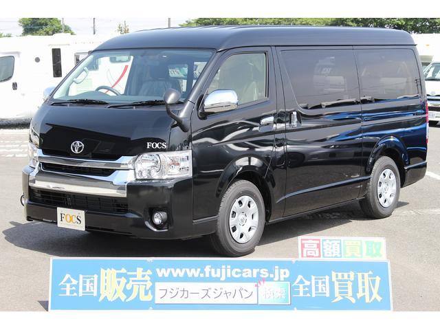 トヨタ FOCS DS-L レザーシート パワスラ スマートキー