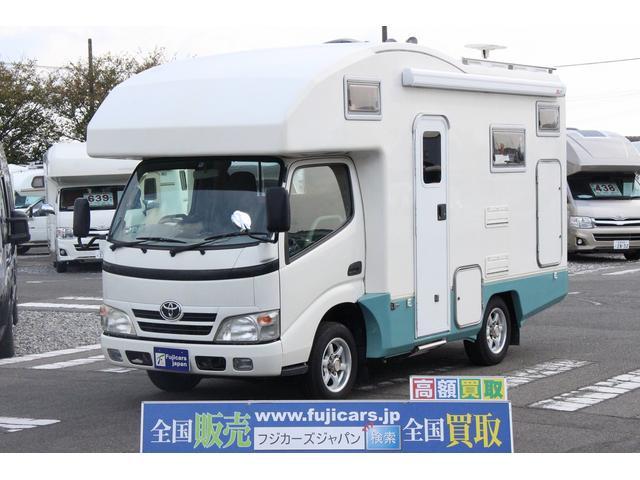 トヨタ バンテック コルドバンクス 二段ベッド FFヒーター ETC