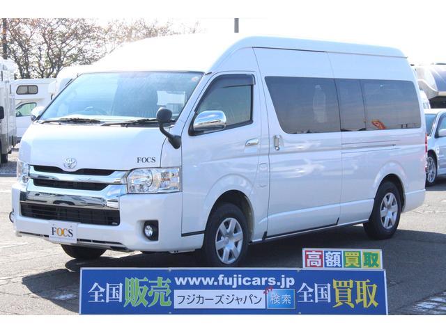 トヨタ FOCS ディパーチャー 出窓 LEDヘッドライト パワスラ
