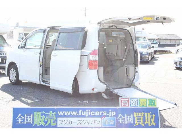トヨタ 福祉車両 電動スロープ 電動ウィンチ 電動固定装置