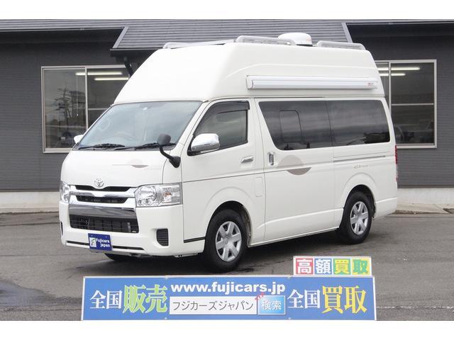 トヨタ RVビックフット ACS A-room 家庭用エアコン