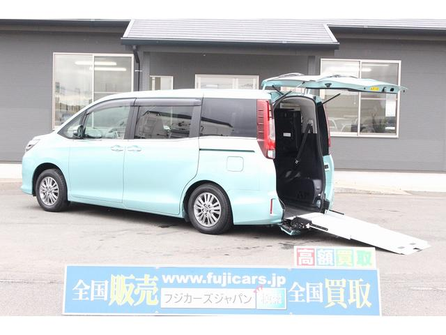 トヨタ エスクァイア 福祉車両 スロープ Xi タイプ1 ドラレコ ニールダウン