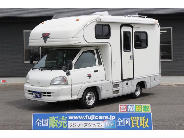 トヨタ 2.2DT グローバル アスリート 内装リフォーム済