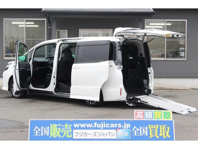 トヨタ ZS 福祉車輌 タイプ1 車いす1基仕様 両側Pスラ