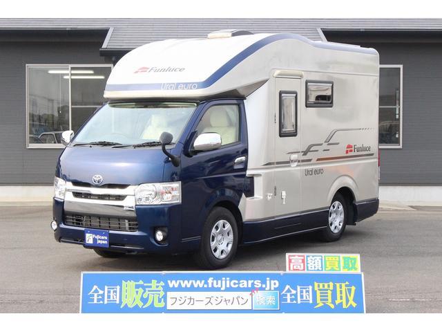 トヨタ ファンルーチェ ウラルユーロ 家庭用エアコン FFヒーター