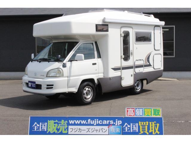 トヨタ バンテック JB490 FFヒーター インバーター1500W