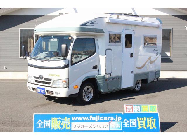 トヨタ バンテック ジル480スキップ 家庭用エアコン トリプルサブ