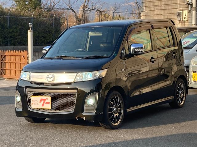 マツダ スタイルXS スマートキー HIDライト シートカバー