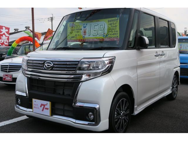ダイハツ カスタムX トップエディションSAIII 上級グレード