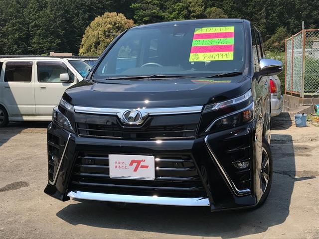 トヨタ ZS煌II登録済未使用車カロッツェリア10インチナビ後席モニ