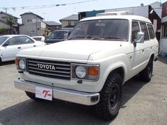 ランドクルーザー60VX AT サンルーフ CD ETC 4WD