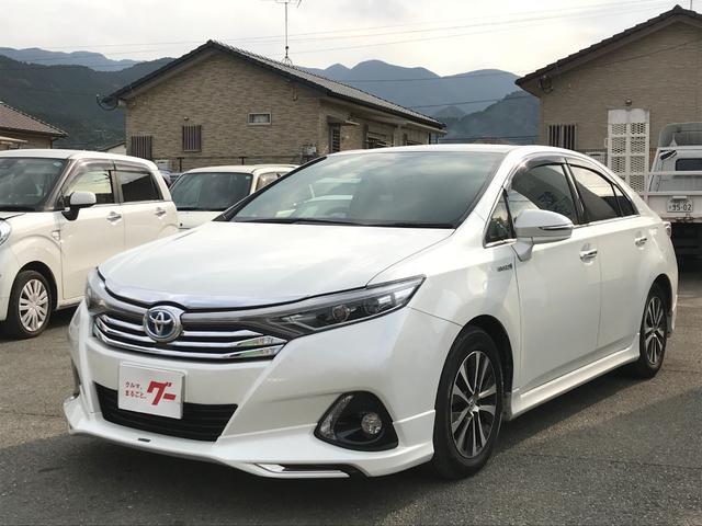 トヨタ S モデリスタフルエアロ HDDナビ地デジTV ETC