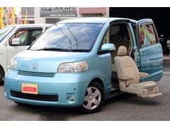 ポルテ150r 福祉車両 助手席リフトアップシート ETC