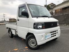 ミニキャブトラックVX−SE 4WD エアコン付 1オーナー 禁煙車 車庫保管