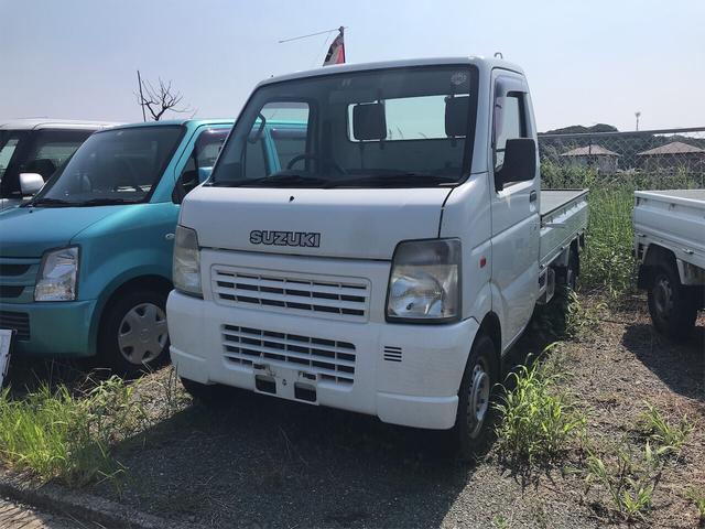 スズキ MT 軽トラック ホワイト