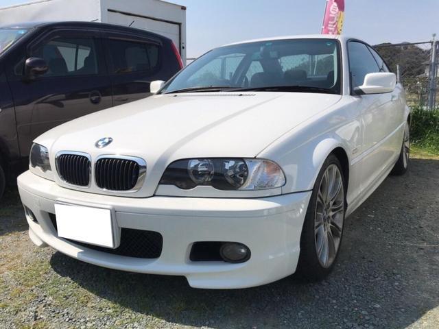 BMW 318Ci AT AW オーディオ付 AC
