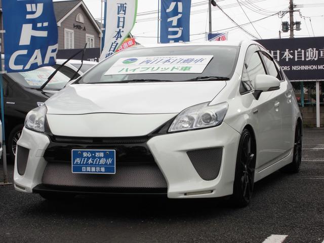トヨタ S 社外19インチアルミホイール 車高調 革調シートカバー