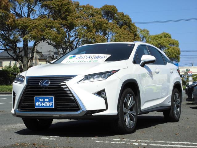 「レクサス」「RX」「SUV・クロカン」「大分県」の中古車