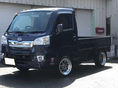 ハイゼットトラックスタンダード・カスタム多数・4WD・AC・PS