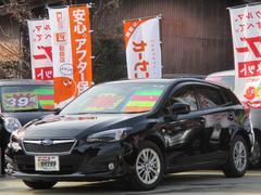 インプレッサスポーツ1.6i−Lアイサイト 社外ナビ フルセグ 新車