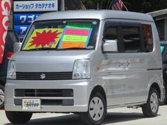 エブリイワゴンJP ハイルーフ キーレス オートマ車 純正オーディオ