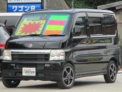 バモスL 4WD オートマ車 純正オーディオ CD再生