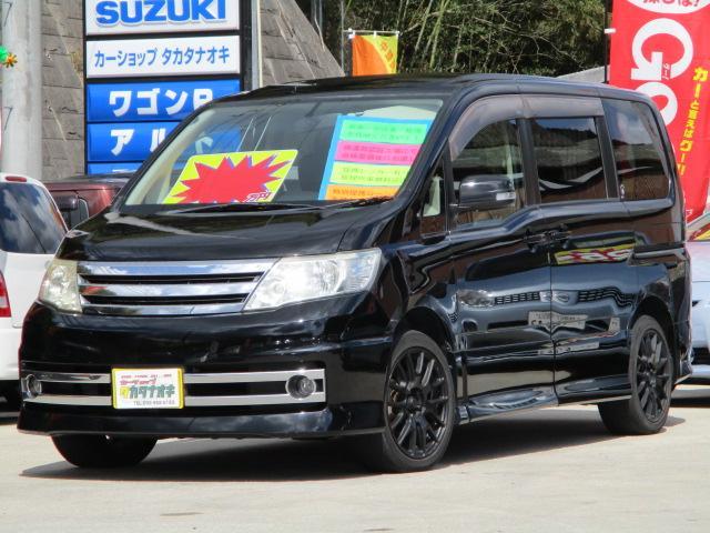 日産 ライダー 4WD 電動パワースライド HDDナビ リアカメラ